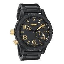 Big Sale NIXON Men's NXA0571041 Tide Phase Display Sub-Dial Watch