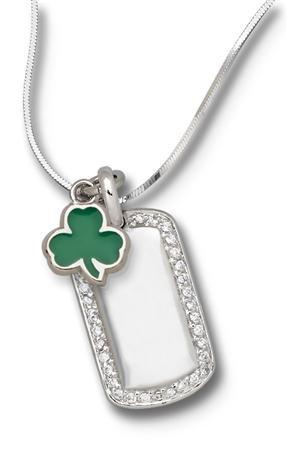 Boston Celtics NBA Sterling Silver Charm