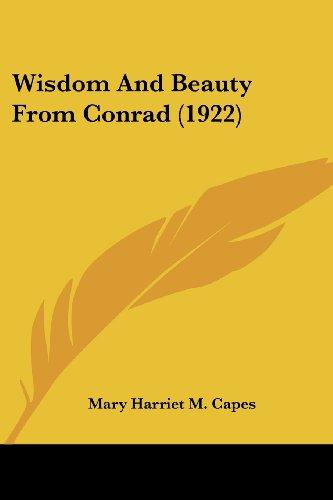 Wisdom and Beauty from Conrad (1922)