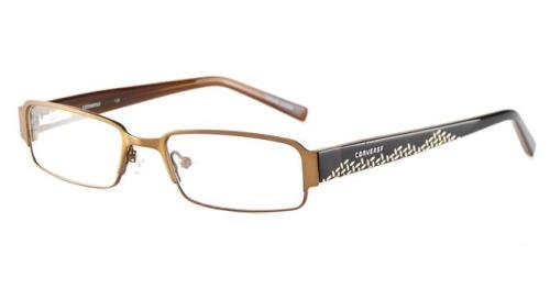 Converse CONVERSE Eyeglasses LET ME TRY Brown 47MM