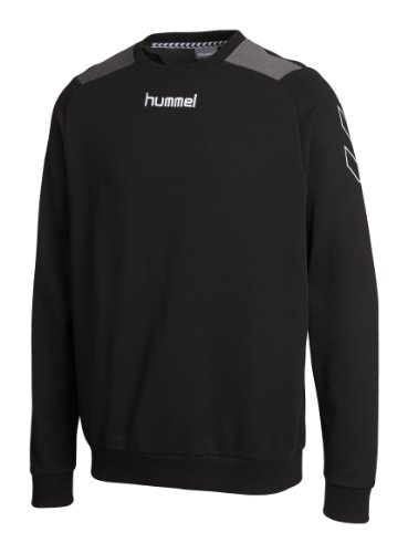 Hummel, Felpa Roots, Nero (black), M
