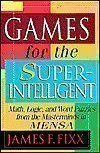 img - for Games for the Super-Intelligent book / textbook / text book