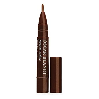 Oscar Blandi Pronto Colore Root Touch-Up & Highlighting Pen, Reddish Brown
