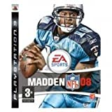 Cheapest Madden NFL 2008 on PlayStation 3