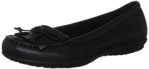 Hush Puppies - Scarpe basse non stringate, Donna, Nero (Black), 39 (6 uk)