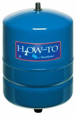 WaterWorker In-Line Pressure Well Tank