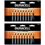 CopperTop AA Alkaline Batteries - Long Lasting, All-Purpose Double A Battery for Household and Business - 16 Count (2 Pack) (Tamaño: 32 Count)