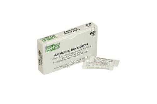 Pac-Kit 9-001 Ammonia Inhalant Capsule (Box of 10) image