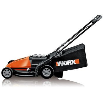 worx electric lawn mower manual