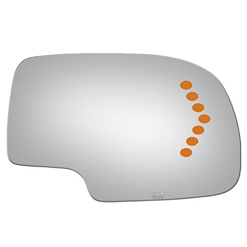 exactafit-8720sr-replacement-mirror-glass-w-signal-cut-out-fits-passengers-right-hand-rh-side-gm-cad