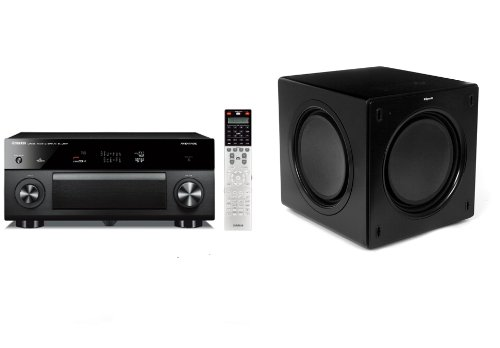 Yamaha Rx-A3030 9.2-Channel Network Aventage Audio Video Receiver With Free Klipsch Sw-311 Subwoofer