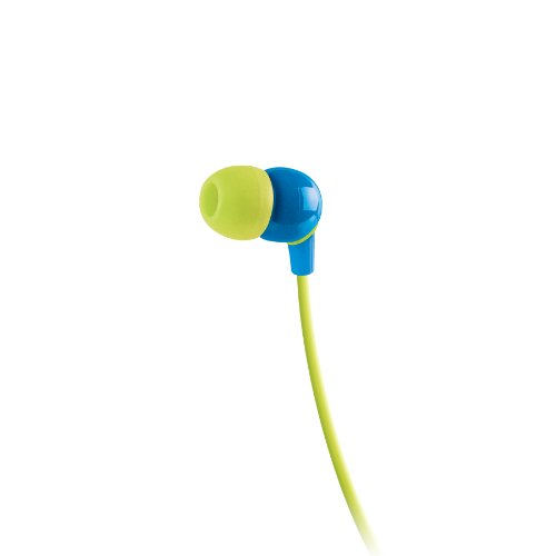 Merkury Innovations Mi-Miph390 Bud Talk Earbuds With Mic Mi-Miph390 - Olympian Blue