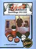 img - for Edison Blue Amberol Recordings 1915-1929, Vol. 2 book / textbook / text book