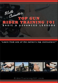 Wells Cornette's Top Gun Rider Training 101 DVD
