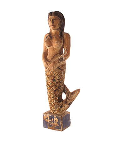 Blue Ocean Traders Standing Sea Maid Statue