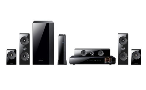 Samsung HT-E6500W 5.1 Channel 1000-Watt 3D Blu-Ray Home Theater System (Samsung Vacuum Tube compare prices)