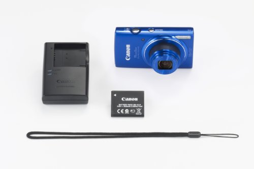Canon PowerShot ELPH 150 IS Digital Camera (Blue) Big Discount
