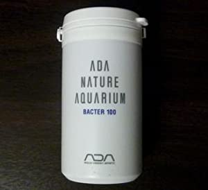 Amazon.com: ADA BACTER 100 for Bacteria (100g) for aquarium ...