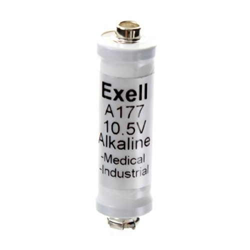 Exell A177 Alkaline 10.5V Battery Pc177A, En177A, Tr-177