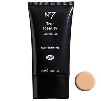 No7 True Identity Foundation Light