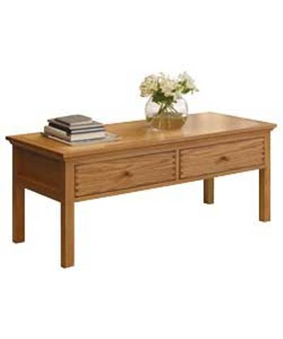 Schreiber Windsor Solid Oak Coffee Table