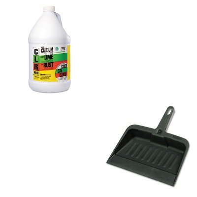 Kitjelcl4Proearcp2005Cha - Value Kit - Jelmar, Llc Calcium (Jelcl4Proea) And Rubbermaid-Chrome Heavy Duty Dust Pan (Rcp2005Cha)