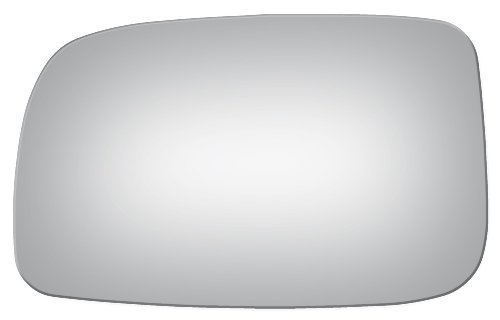 2004-2009 TOYOTA PRIUS Flat, Driver Side Replacement Mirror Glass (2007 Toyota Prius Side Mirror compare prices)