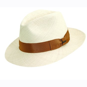 Grade 8 safari panama hat
