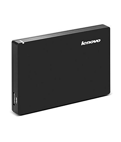 Lenovo 1TB External Hard Drive (Black) By Amazon @ Rs.3,849
