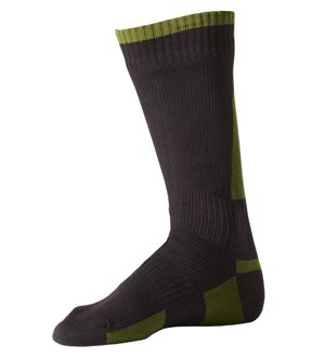 Sealskinz duty Military, British Army Issue Grade 1 Surplus Waterproof & Breathable Gore-tex Socks, Mid-Lenght (XL 11-13)
