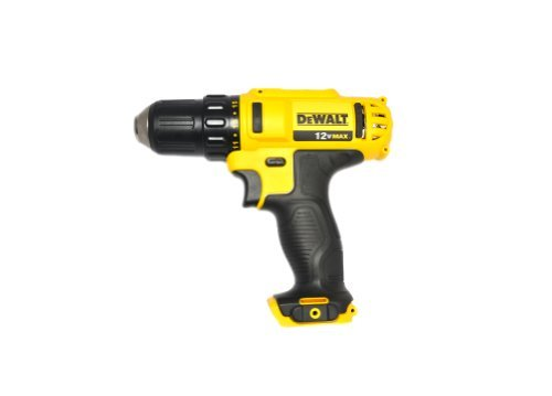 Dewalt Dcd710 3/8-Inch 12V Cordless Adjustable Clutch Drill/Driver Bare Tool