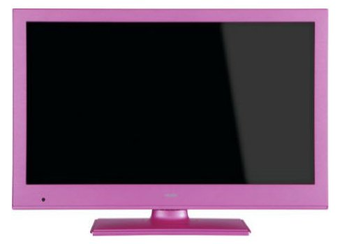 Bush 24 Inch Full HD 1080p Freeview LED TV / DVD Combi – Pink