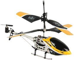 Joka International 9808 RC Mini - Helikopter mit 3-Kanal-IR-Fernbedienung