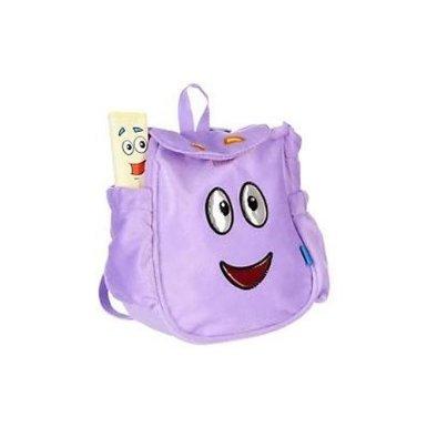 Dora The Explorer Backpack Rescue Bag Purple