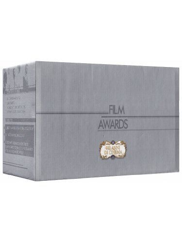 100 anni di cinema - Film awards (+libro) [4 DVDs] [IT Import]