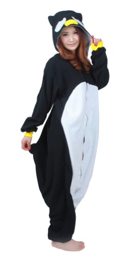 Cool Penguin Kigurumi Costume