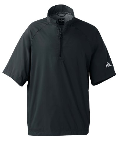adidas Golf - Men's ClimaProof Short-Sleeve Wind