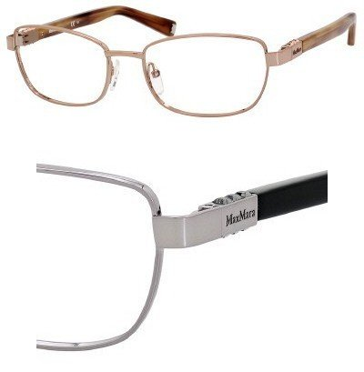 Max Mara MAX MARA Eyeglasses 1146 085K Ruthenium 53MM