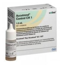Accutrend Control G Solution 2x4ml ~~ Expires: 09/2015 by Accutrend