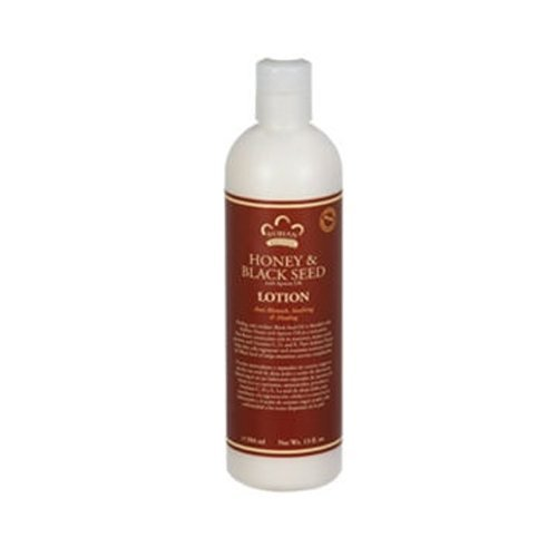 Body Lotion Honey & Black Seed Nubian Heritage 13 oz Lotion