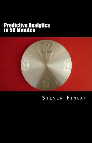 Predictive Analytics in 56 Minutes