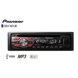 Peugeot - Autoradio Cd Mp3 Pioneer Deh - 140Ub Citroen