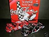 1998 Dale Earnhardt & Dale Earnhardt Jr. Limited Edition Diecast