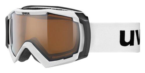 UVEX Skibrille apache II VP, White Mat, One size, S5506250121