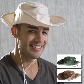 Cotton Outback Hat Color May Vary