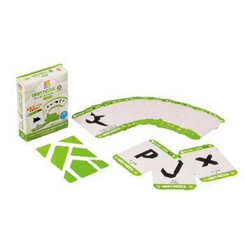 Lucky Puzzle Plus (Green) (Japan Import)