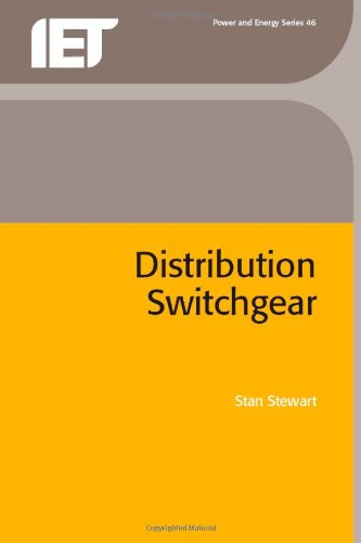 Distribution Switchgear (Iee Power & Energy Series)