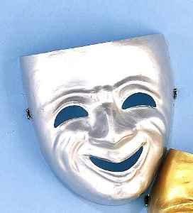 Mask - Comedy Accessory - 1