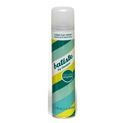 "Batiste Dry Shampoo Original Clean & Classic 6.73 Fl Oz ""New"""