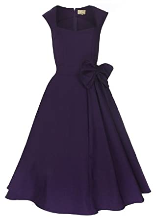 Lindy Bop 50s Bow Dress